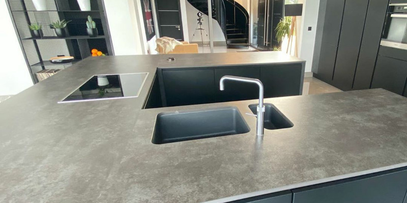 20mm Neolith Iron Grey 3